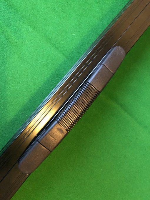 1 Piece Black Aluminium Cue Case 1