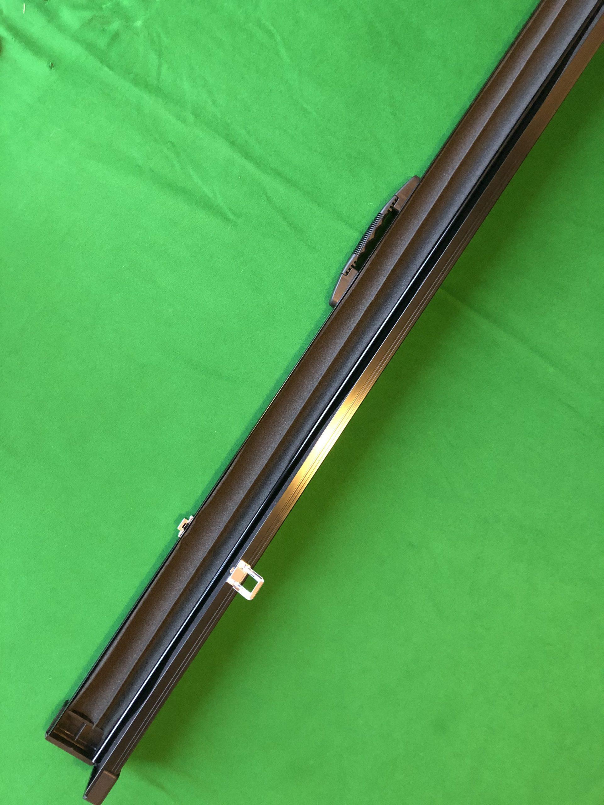 1 Piece Black Aluminium Cue Case