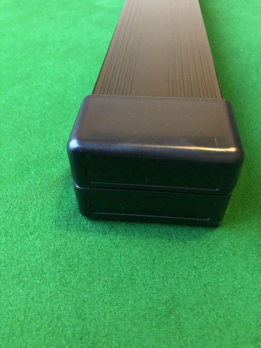 1 Piece Black Aluminium Cue Case 4