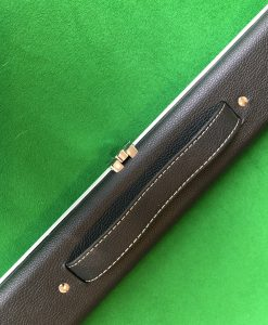 1 Piece Black Halo Style Cue Case 1