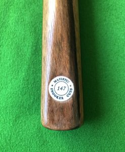 1 Piece Majestic Snooker Cue 2 1