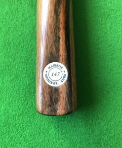 1 Piece Majestic Snooker Cue 3 1