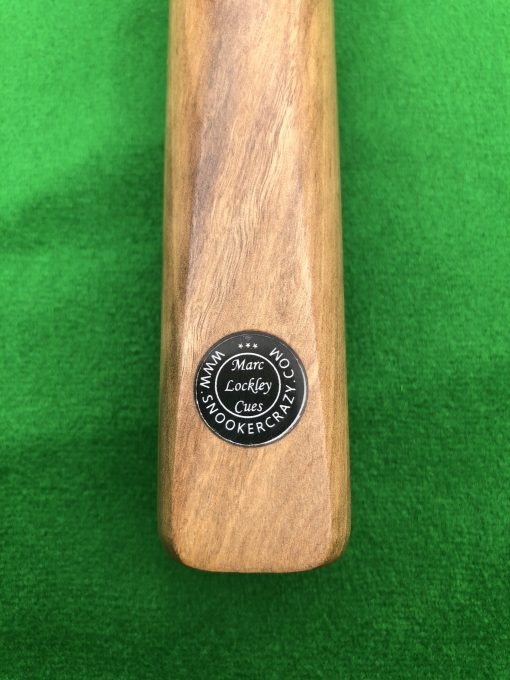 56 Three Quarter Olivewood Snooker Cue CBA23 1
