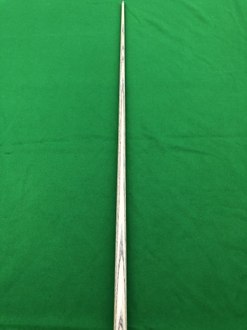 57 One Piece Black Foxwood Snooker Cue CBA12 4