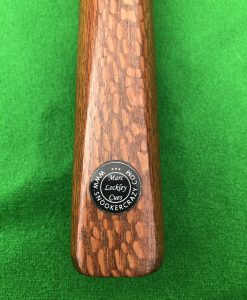58 Three Quarter Leopardwood Snooker Cue CBA20 1