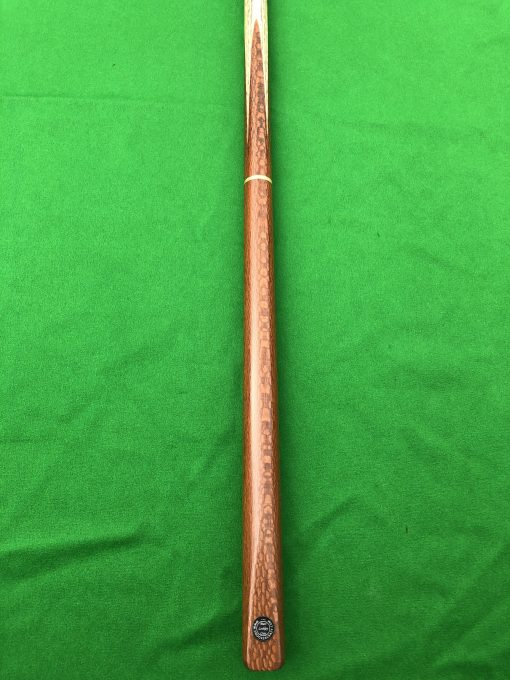 58 Three Quarter Leopardwood Snooker Cue CBA20 2