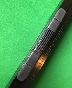 Three Quarter Black Aluminium Cue Case 1