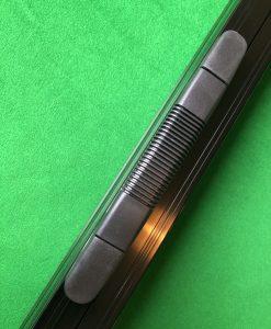 Three Quarter Black Aluminium Cue Case 1