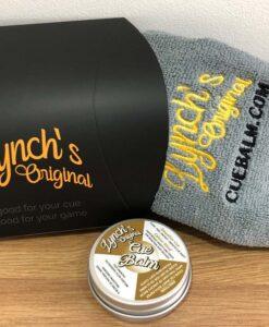 Lynch's Cue Balm Gift set 21